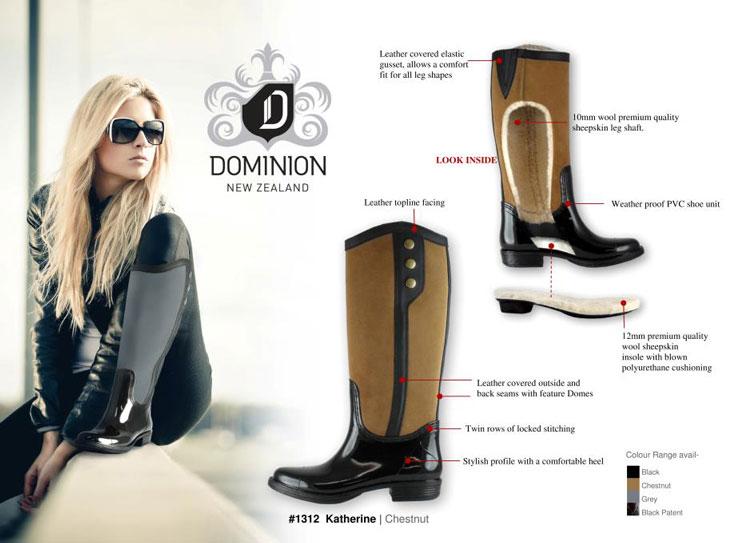 Dominion キャサリン詳細